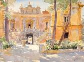 The Villa Palagonia, Palermo