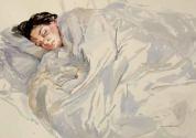Under The White Quilt