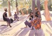 Les Tresses I, Senegal
