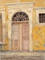 Door in a Yellow Wall, Hania