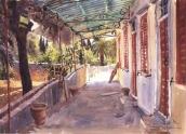 The Silent House, Greece