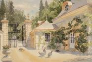 The Gatehouse, Chinon