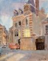 A Warm Night, Saumur