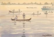 Fishing off the Malabar Coast