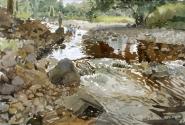 River Lussa, Mull