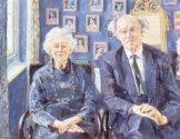 Lord and Lady Longford