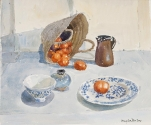 Tangerines and Leach Jug II