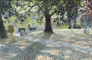 North Curry Churchyard