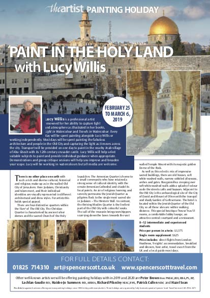 Pain In The Holy Land poster
